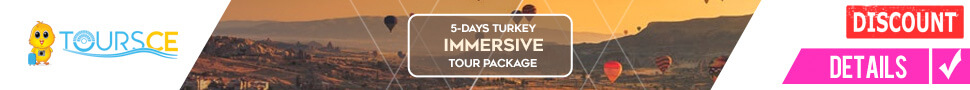 5 Days Turkey Tour Package