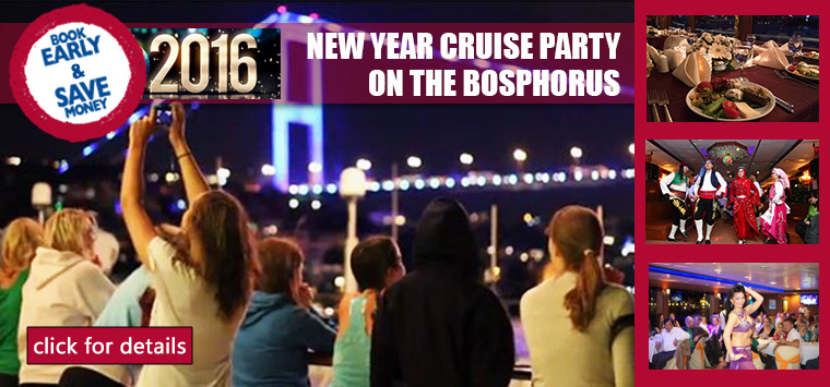 New Year Cruise Party