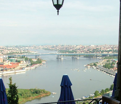 Golden Horn and Bosphorus Cruise by Boat