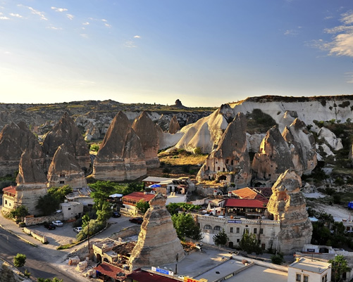 5 Days Express Turkey Escorted Tour