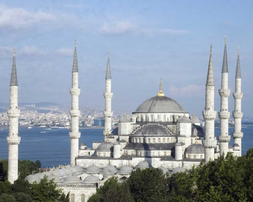 Think, Istanbul escorted tours