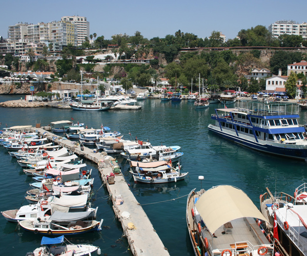 13 Days Istanbul Antalya All Inclusive Honeymoon Package