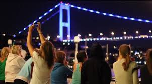 New Year Cruise Party on the Bosphorus