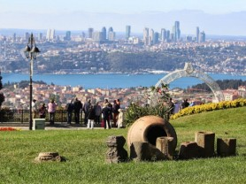 Istanbul Bosphorus Cruise and Seven Hills Tour